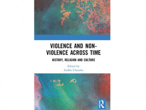 Violence and Non-Violence across Time
