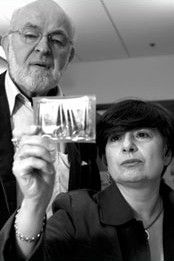 Lecture by Ana Soto and Carlos Sonnenschein :